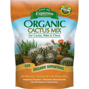 Espoma® Organic Cactus, Palm & Citrus Mix