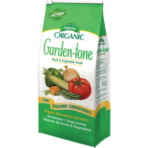 espoma® Organic Garden Tone Herb & Vegetable Food