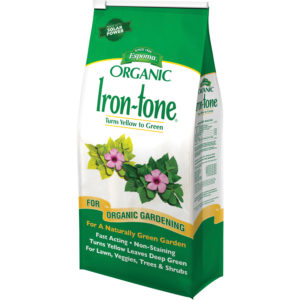 Espoma® Organic Iron Tone - Yellow to Green