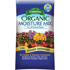 Espoma® Organic Moisture Potting Mix